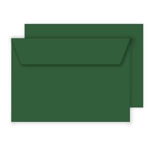 Luxury C5 Envelopes - Dark Green