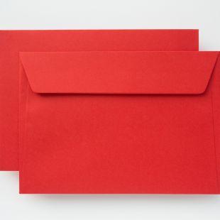 Luxury C5 Envelopes - Colours Post Box Red