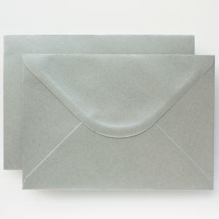 Luxury C7 Envelopes - Metallic Silver