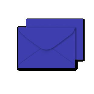 """5""""x7"""" Sirio Colour Iris Envelopes 115gsm"""