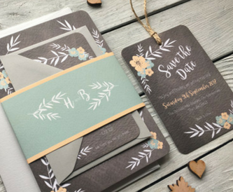 10 Tips for Designing Wedding Stationery by About to be Hitched