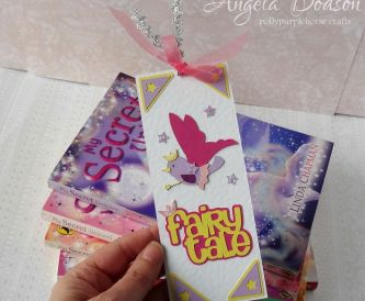 Childrens Bookmark Idea - FairyTale