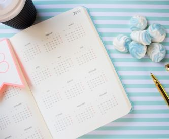 Your Key Dates for 2019 So You Can Start Crafting