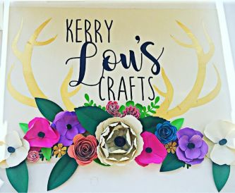 Customer Spotlight- Kerry-Lou's Crafts