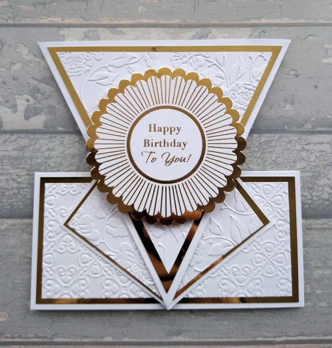 Arrow Fold Card 1
