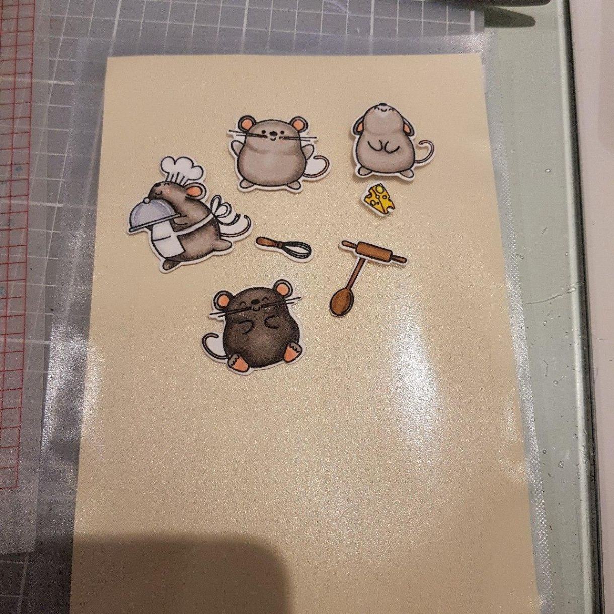 Cheese Wedge Mice