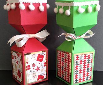 Christmas Cracker Gift Box