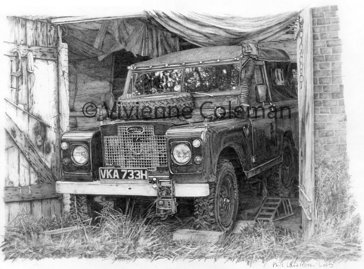 Coleman Land Rover 300
