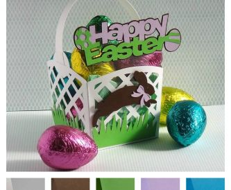 Project - DIY Easter Basket