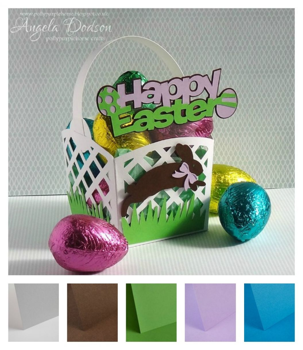Diy  Easter  Basket  Idea