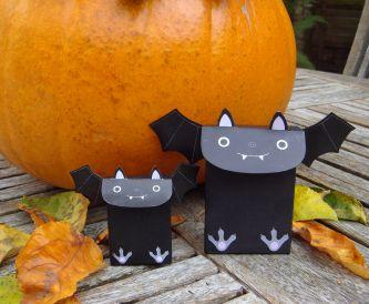 Halloween Gift Bag - Free Printable