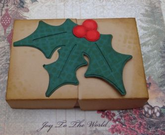 Christmas Gift Card Box