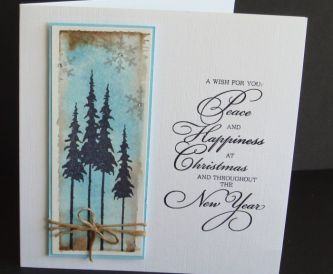 Easy Backgrounds For Batch Cardmaking