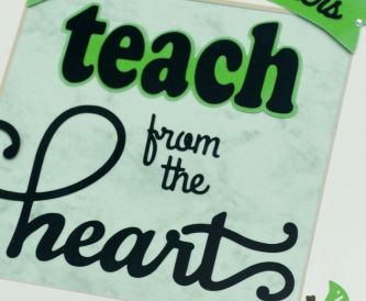 Teacher's gift ideas - An Apple For The Teacher