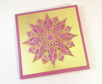 Happy Diwali Card - Celebrate the Hindu Festival of Lights