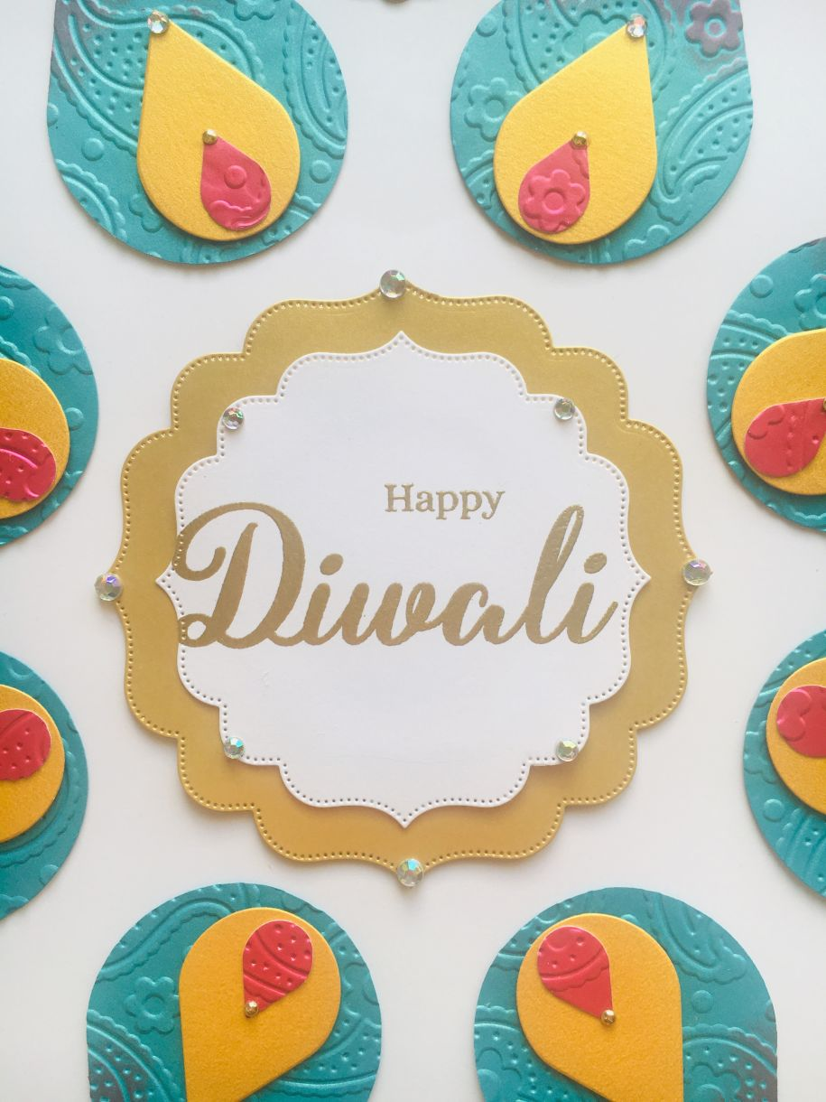 Diwali Rangoli Rc8