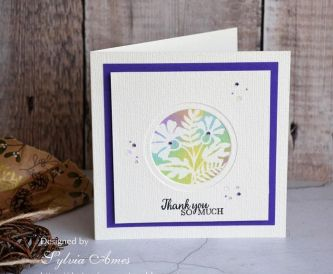 New Year Thank You Cards