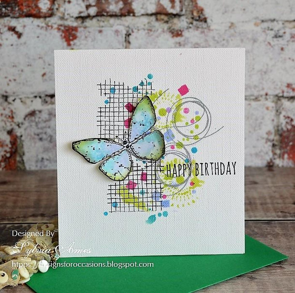 Dragonfly And Butterfly Cards 8