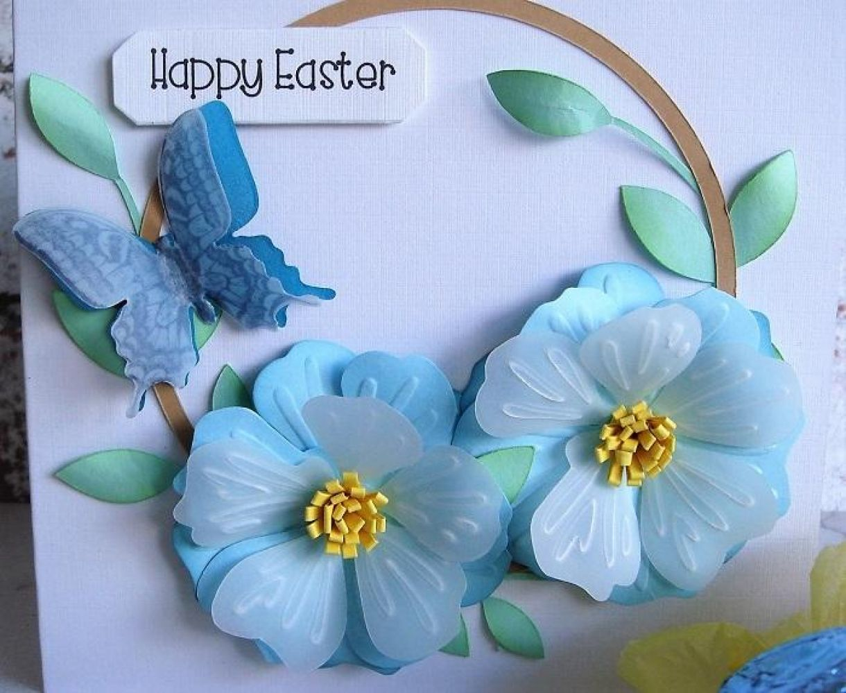 Easter Cards And Crafts 2