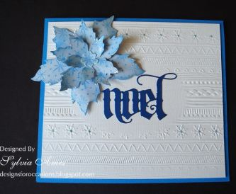 Using Embossing Diffusers In Your Cardmaking