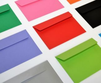 Envelope Colours: When Should You Mix It Up?
