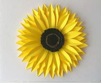 The sunny sunflower