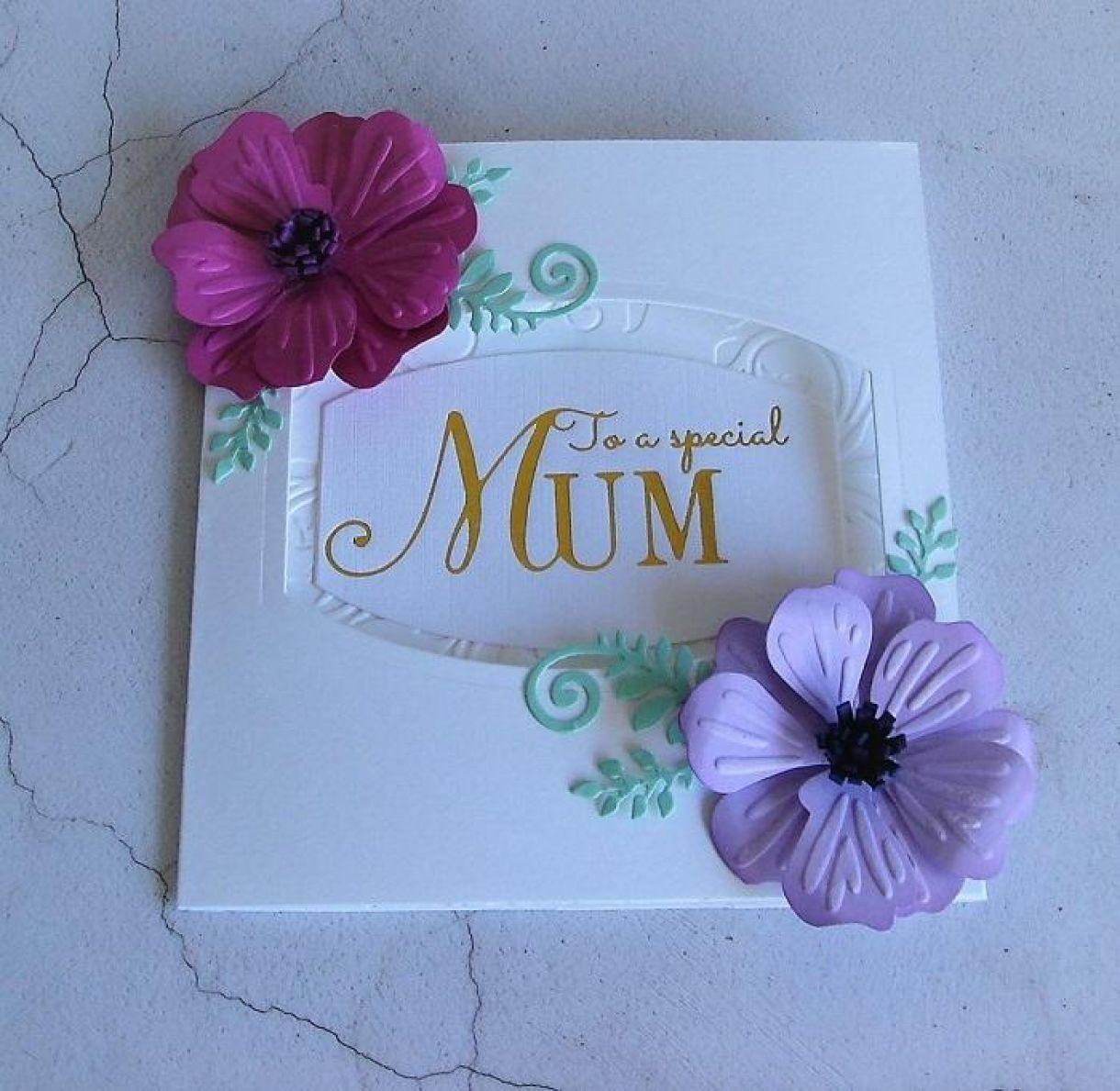 Flower Cards For Mum 4