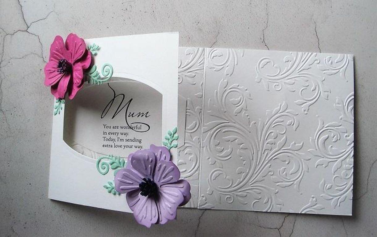 Flower Cards For Mum 8