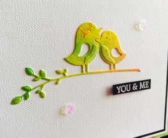 The Simplest Cards….Ever! - Valentine's day card inspiration