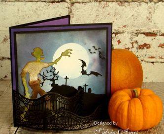 Spooky Halloween Cards