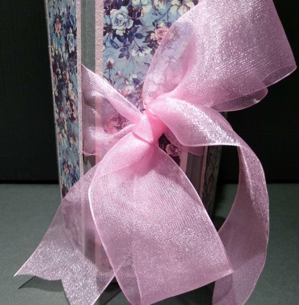 Hexagonal Stacked Gift Box 2