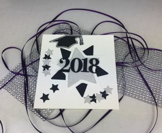 How To Make A Superstar Graduation Card