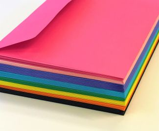 The benefits of using coloured envelopes in your direct mail