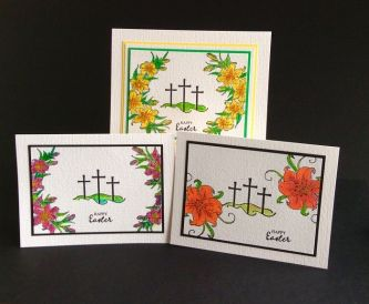 Easter cards......