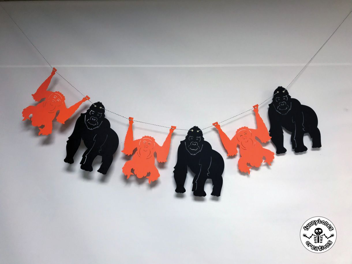 Primate bunting