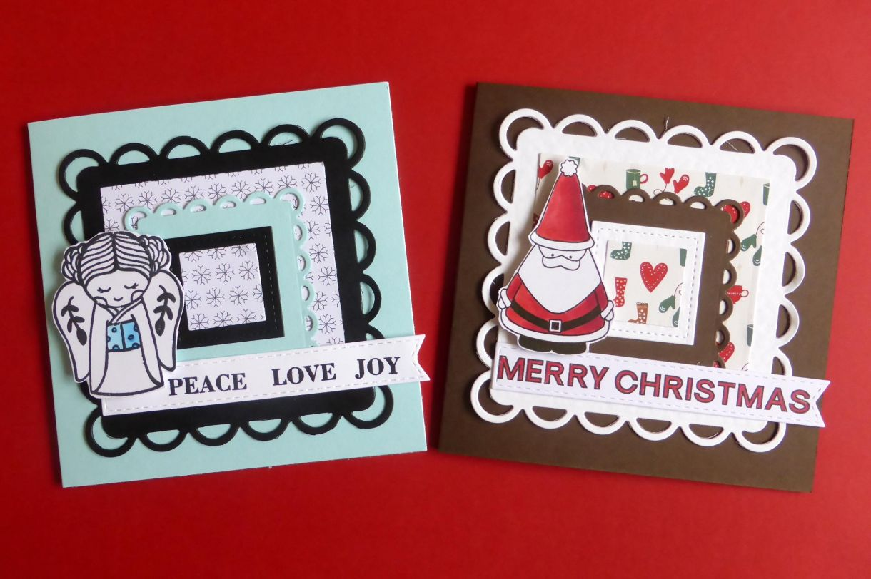 Jane Christmas Card 1C