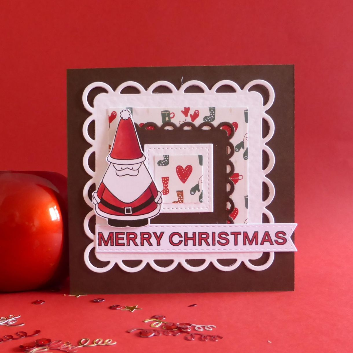 Jane Christmas Card 1D