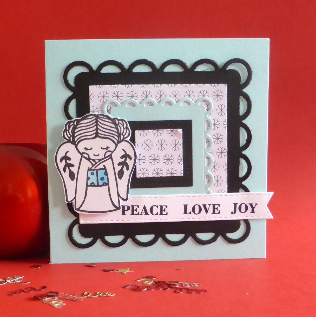 Jane Christmas Card 1E