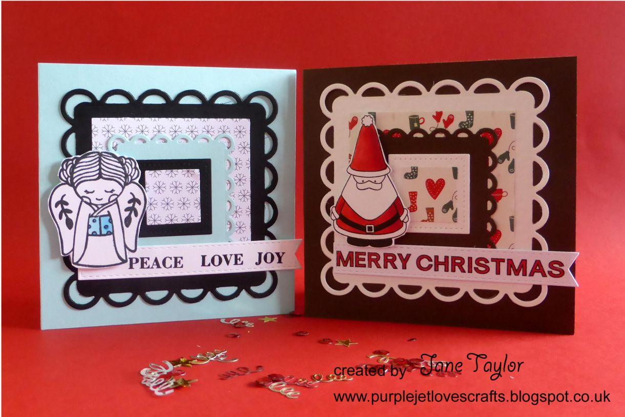 Jane Christmas Card 1F