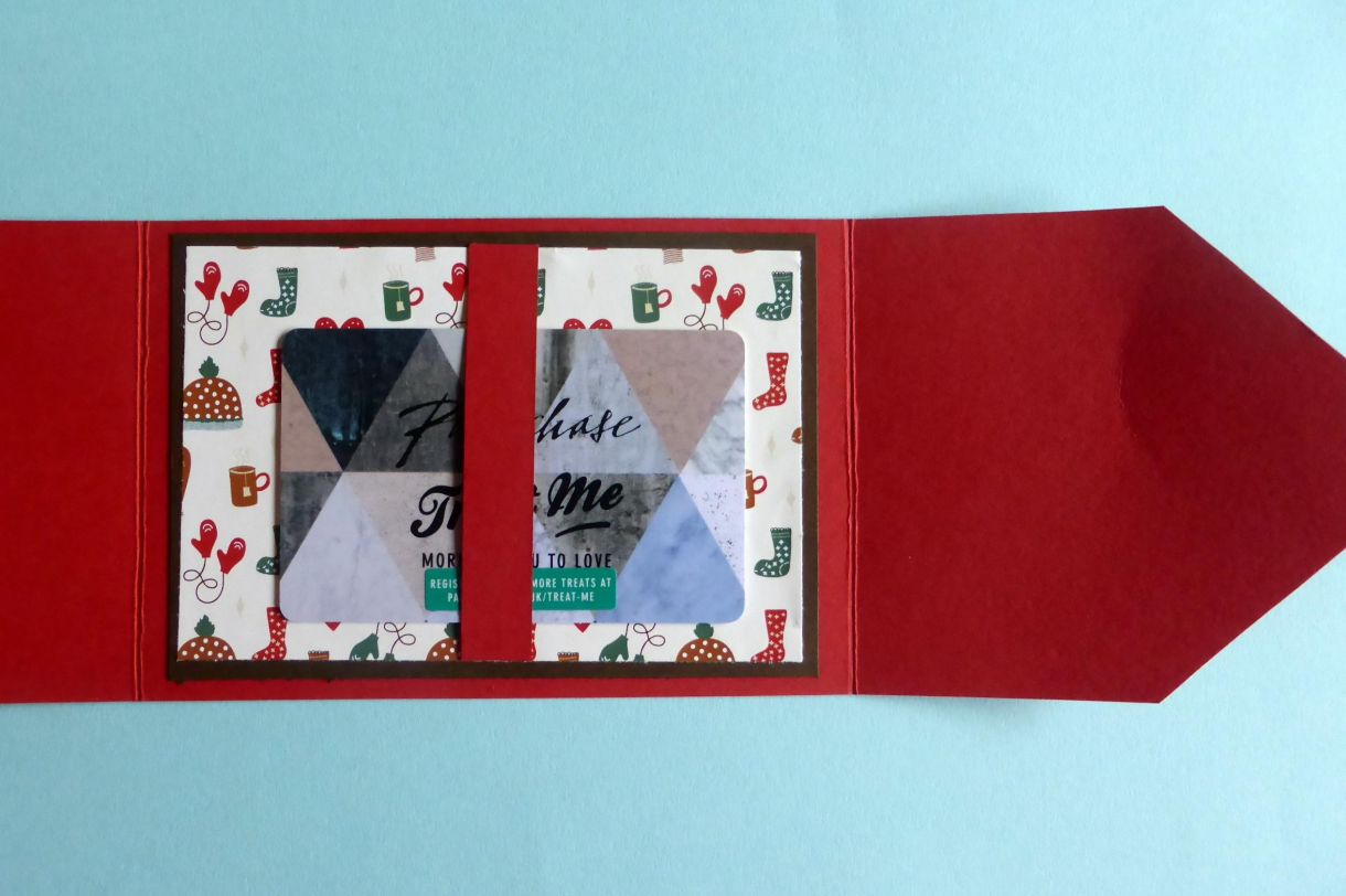 Jane Christmas Gift Card 1A