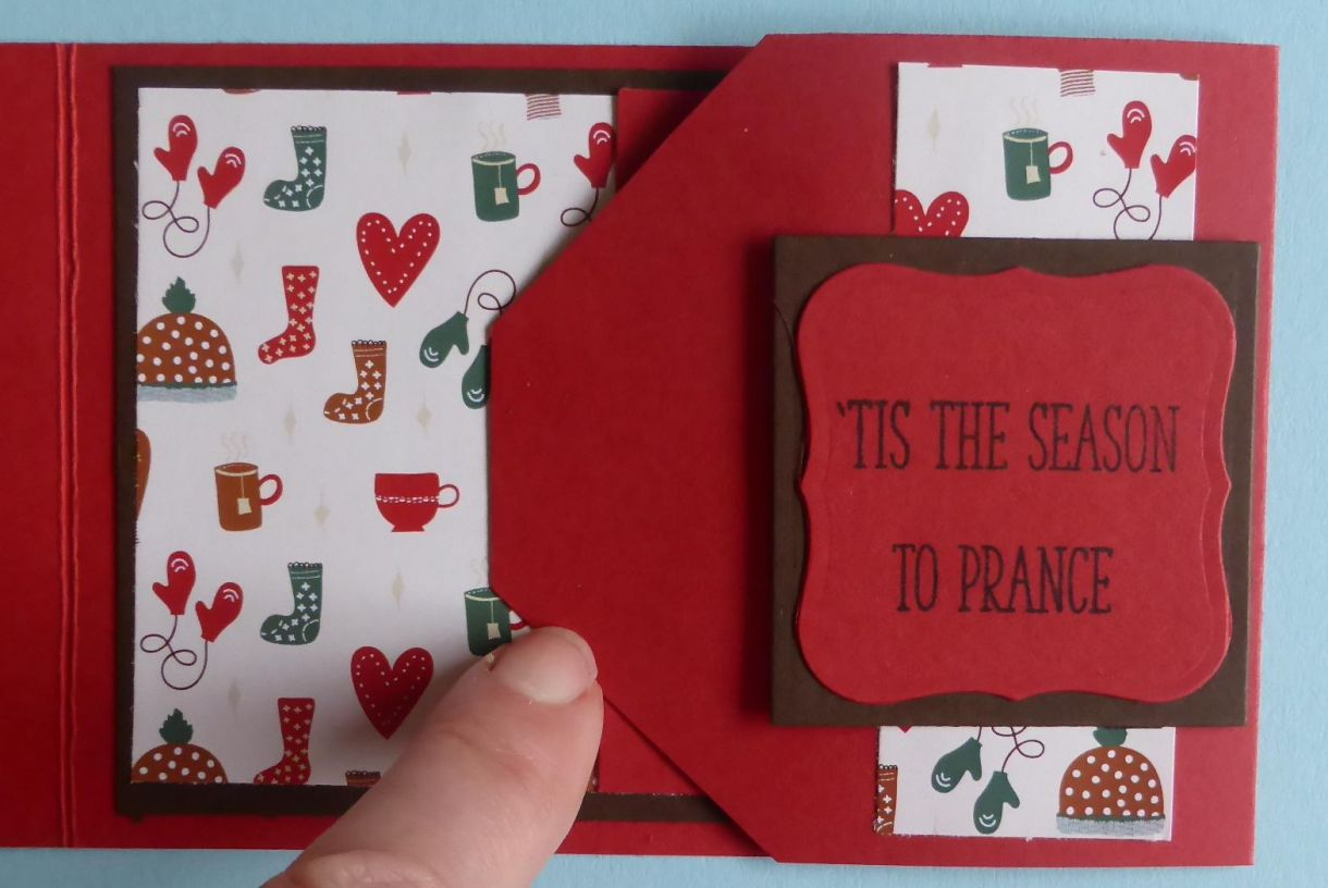 Jane Christmas Gift Card 1F
