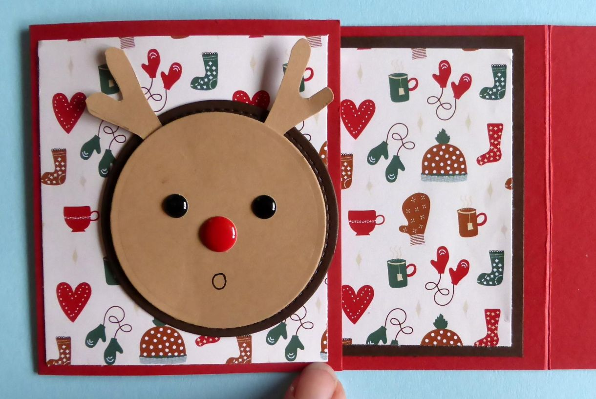 Jane Christmas Gift Card 1G