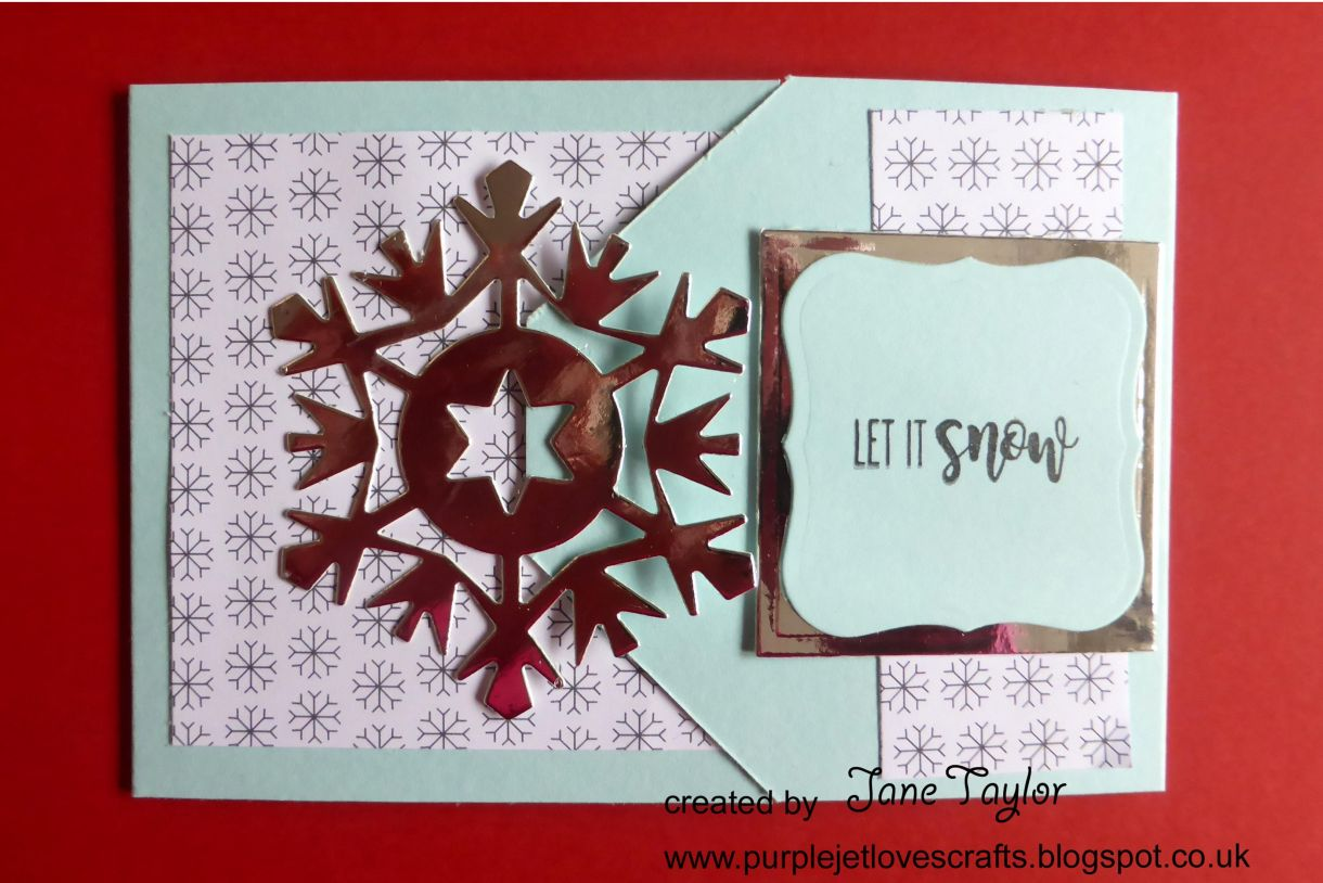 Jane Christmas Gift Card 1H