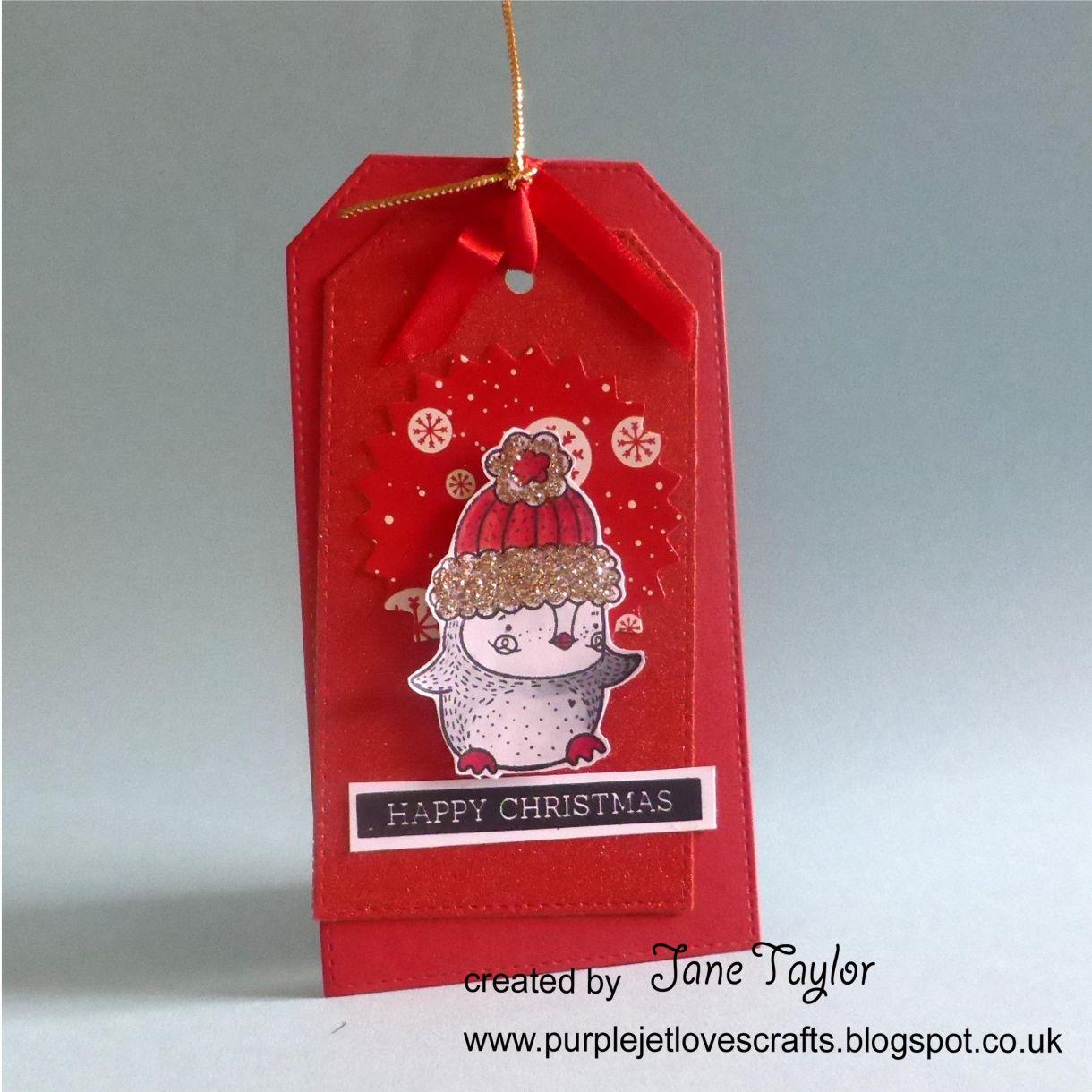 Jane Christmas Tags 1C