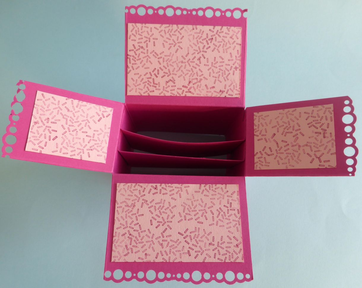 Jane Cupcake Box Card 1I