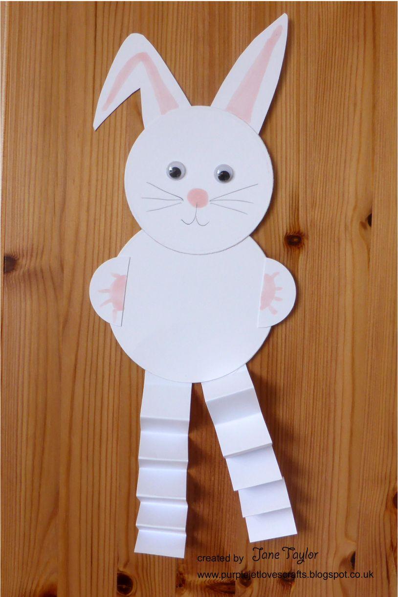 Jane Easter Bunny 1
