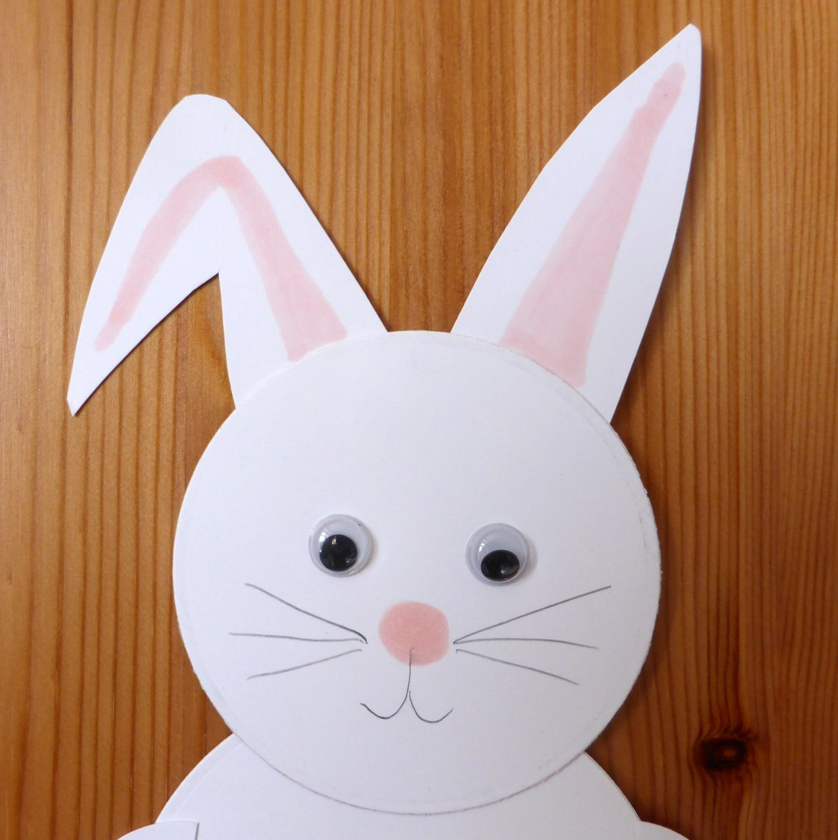 Jane Easter Bunny 1A