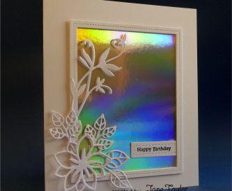 A Winter Birthday Card