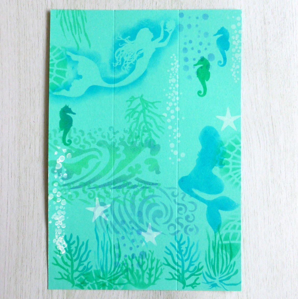 Jane Mermaid 3A