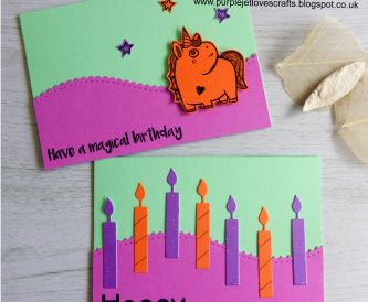 Sweet Shop Card Pack - Two Birthday Cards